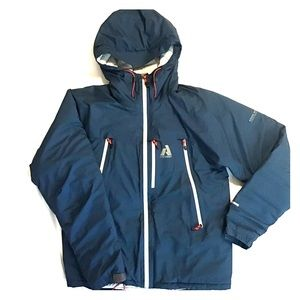 Eddie Bauer First Ascent Waterproof Down Jacket